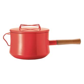 DANSK /丹麥語Koben式搪瓷鍋用一隻手深盤直徑18厘米(容量3.2L)