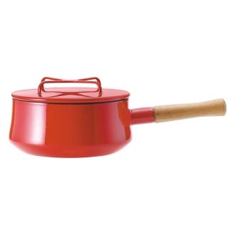 DANSK /丹麥語Koben式搪瓷鍋平底鍋直徑18厘米(容量2.2L)