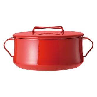 DANSK/ダンスク コベンスタイル ホーロー鍋 両手鍋 径23cm(容量4.0L)