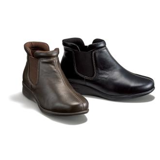 5E防水羊皮短靴
