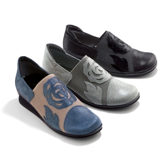 <Miss Kyoko> carefree floral shoes