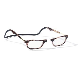 Click compact reading glasses senior Glass