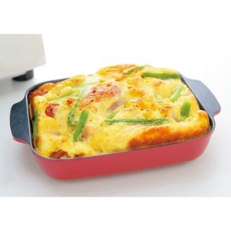 トースターや魚焼きグリルで簡単調理! オーブンパン GRILLE/グリエ
