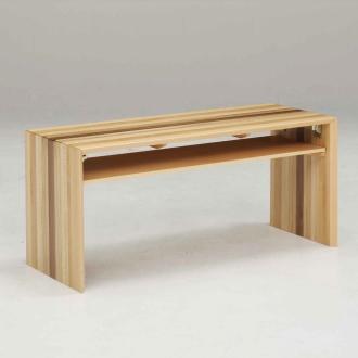 棚付折り畳みテーブル