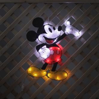 2Dスタンドソフトモチーフライト ミッキーマウス