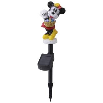 ディノス オンラインショップソーラー ソフトモチーフライト ミニーマウス