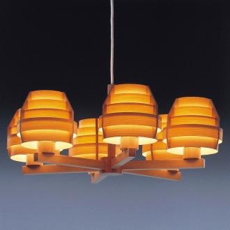 JAKOBSSON LAMP(ヤコブソンランプ)6灯シャンデリア