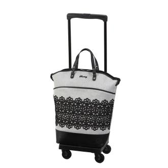 ディノス オンラインショップ近沢レース店 コラボレーションモデルIII ウォーキングバッグ (2輪ストッパー付) 約21L 2.4kg[スワニー]