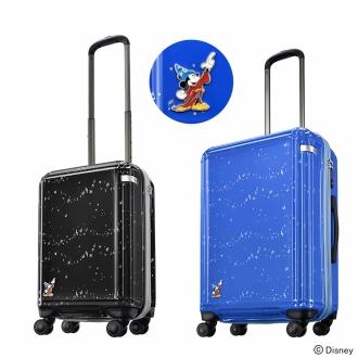 ace.ディズニー映画『ファンタジア』スーツケース 32L