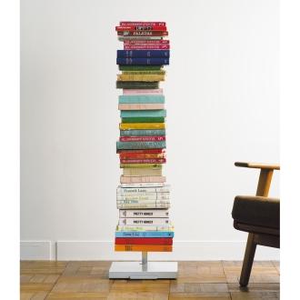 FRAMES&SONS(フレームズアンドサンズ)/キャスター付きブックタワー(高さ67.5cm)|本棚 ブックシェルフ