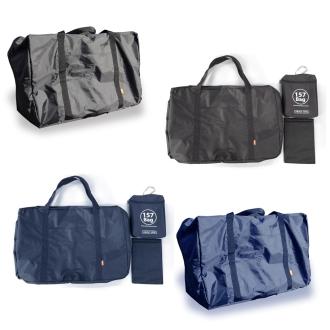 ディノス オンラインショップ157BAG(受託手荷物最大サイズ 折り畳みボストンバッグ)ブラック