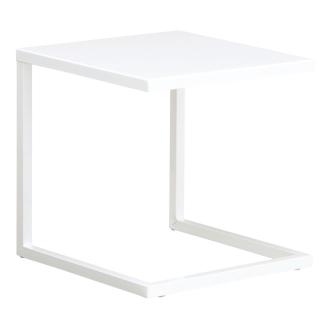 スチール製サイドテーブル ワイドタイプ