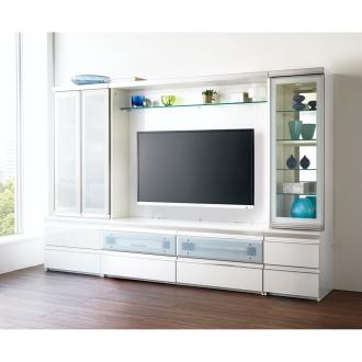 ラグジュアリー壁面TVボードシリーズ140<パモウナ VD-1400>