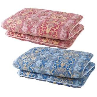 ディノス オンラインショップ新バリュー寝具シリーズ フランス産羊毛敷布団 ダブルロング