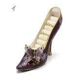 High heels Ring holder<butterfly>