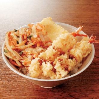 レンジで簡単 海老天丼の素 (8パック)