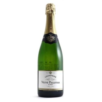 【シャンパン】シャンパーニュ ヴーヴペレティエ・ブリュット