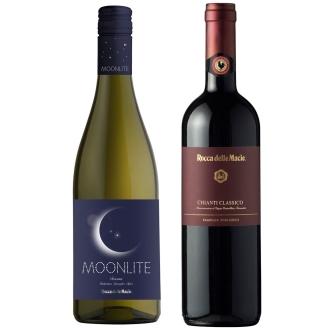 サクラワインアワード受賞 「ロッカ・デッレ・マチエ」 赤・白ワインセット