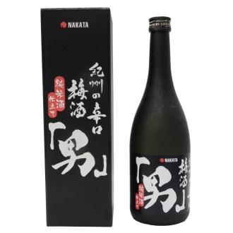 紀州の辛口梅酒「男」 (720ml)