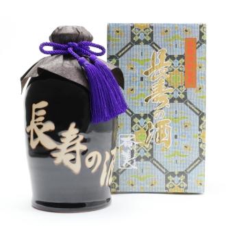 【敬老の日ギフト用お届け】奄美 長寿の酒(黒糖焼酎) 550ml