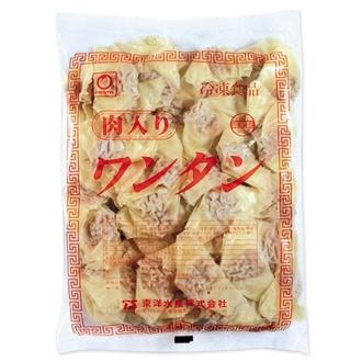 【業務用食材・食品】マルちゃん 肉入りワンタン (500g)