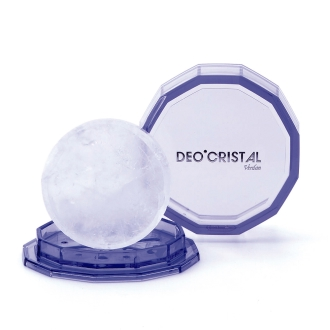 Two Deo Crystal disk 115g ×