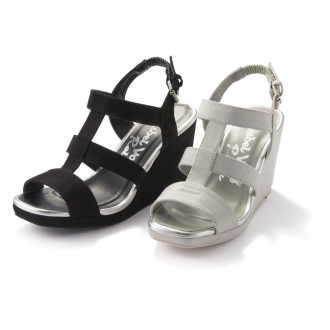 Noubel Voug Relax / Nouvelle Vogue relax wedge sandals 1726