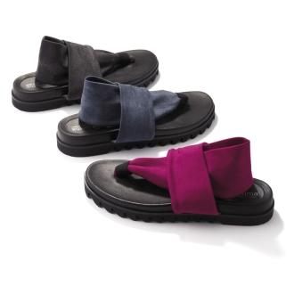 la gomma sandals