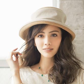 秸稈色調設計的帽子水手