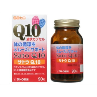 サトウ Q10(コエンザイムQ10) 90粒