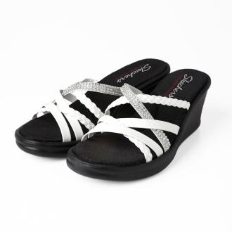 SKECHERS /斯凱奇涼鞋38566WHT