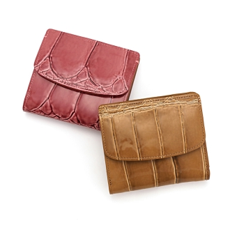 Arukan / alkane Teruwani wallets