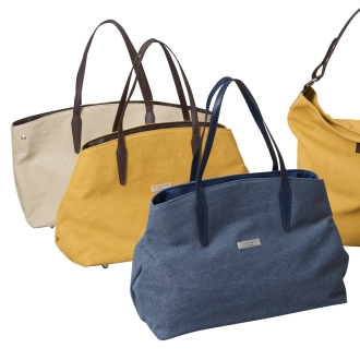 TERESA CAMBI / Teresakanbi tote bag (made in Italy)
