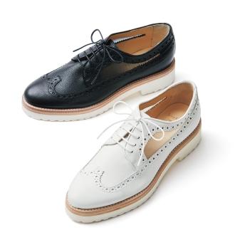 卢卡·格罗西/ Rukagurosshi薄纱设计的鞋(意大利制造)