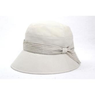 UV cut stitch ribbon hat