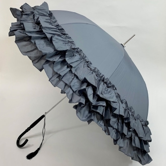 MOLLY MARAIS / Morimare 3 flounces umbrella UM610004