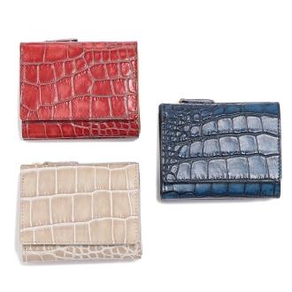 Arukan/アルカン レッテ 三つ折財布