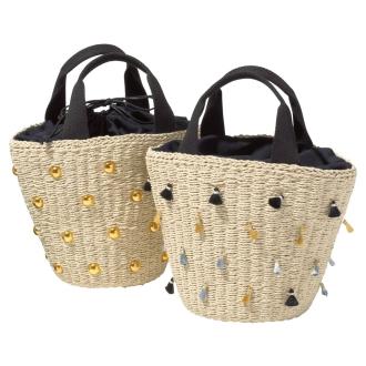 LS Scene / LSI Co scene paper basket bag