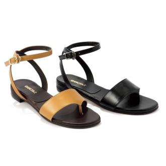 Ankle belt sandals