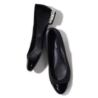 Jeffrey Campbell / Jeffrey Campbell metal heel flat shoes