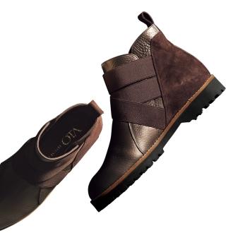 戈尔Tsukai材料组合短靴