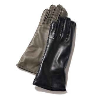 Gloves/グローブス ラムレザー ステッチ グローブ(イタリア製)