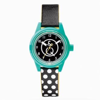 Q&Q SmileSolar/キューアンドキュー スマイルソーラー 腕時計 RP01-001