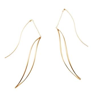 K10 Design Long earrings
