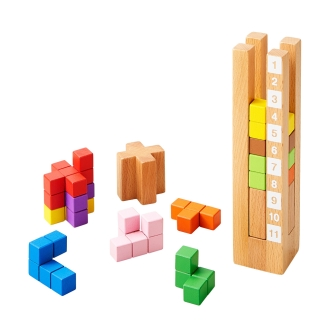 Ed・Inter(エド・インター)/育脳タワー おもちゃ・知育玩具