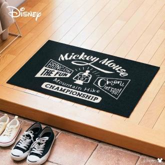 玄関マット Mickey/ミッキーマウンテンハイク 50×75cm[Disney/ディズニー]