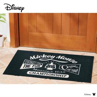 玄関マット Mickey/ミッキーマウンテンハイク 60×90cm[Disney/ディズニー]