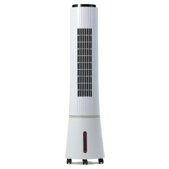 アクアクールファン冷風扇 DCモデルホワイト