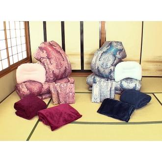 西川の新春初売り特選寝具8点セット(シングル)ワイン